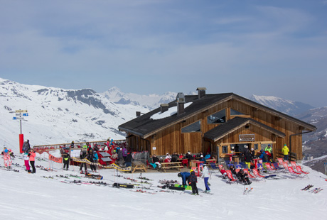 Chalet des 2 Ours, Val Thorens