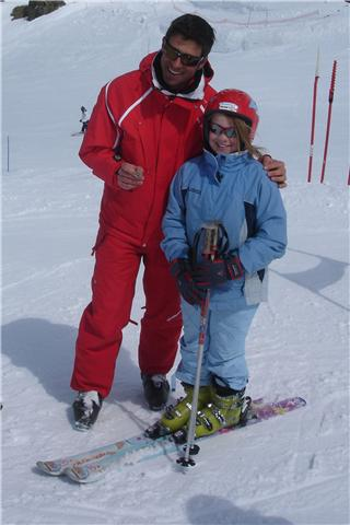 Private lessons for children in Val Thorens