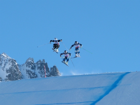 World Cup Skicross, Val Thorens