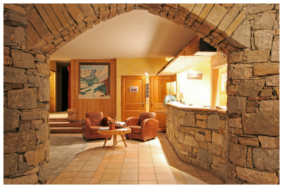 Reception, Balcons de Val Thorens