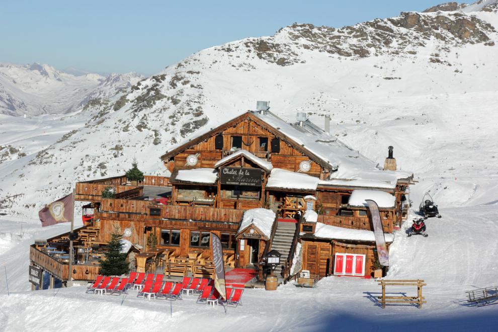 val thorens ski area