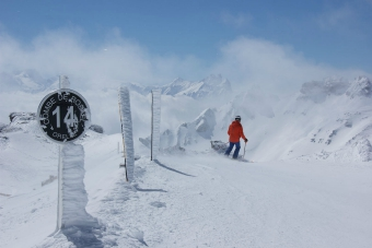 Combe Rosael, Val Thorens