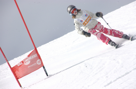 Bronze star giant slalom