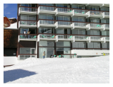 Val Thorens accommodation, apartments in Val Thorens, Maeva Résidence le Gypaete, balconies