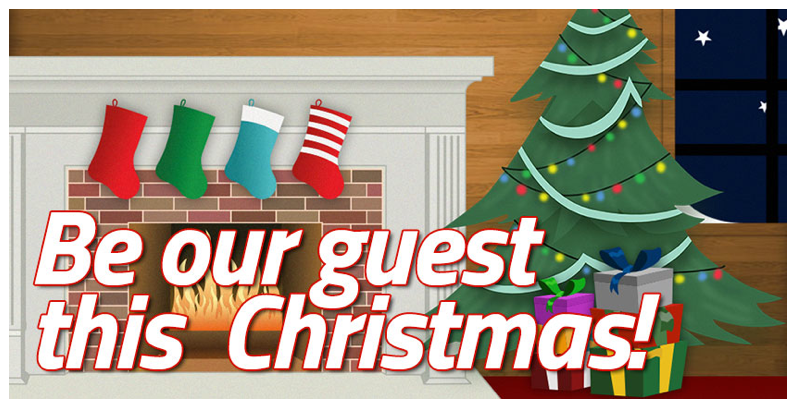 Be Our Guest Inghams Christmas & New Year chalet holidays