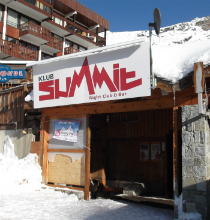 Klub Summit, nightclub in Val Thorens