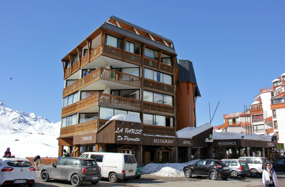 Résidence Portillo Apartments, Val Thorens