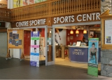 Sports centre, Val Thorens