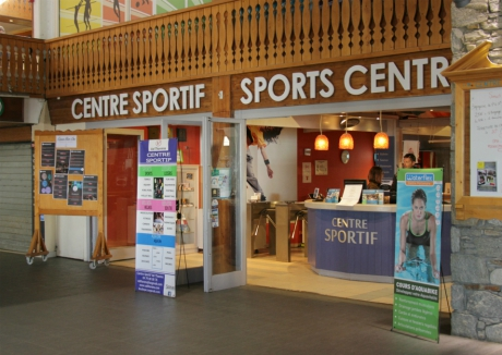 Val Thorens sports centre